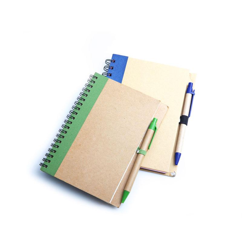 a5 size spiral notebook