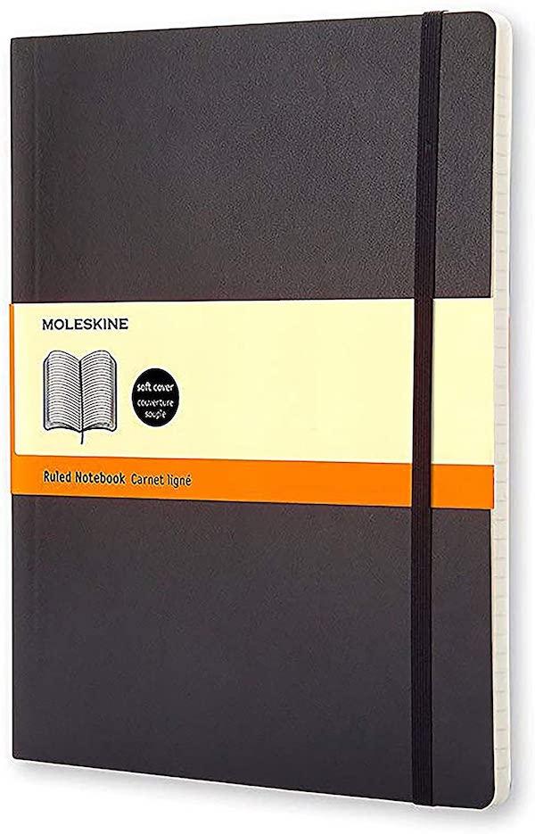 Soft Cover Moleskine Classic Notebook